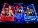 AJ Styles vs Brock Lesnar Survivor Series 2017 highlights