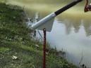 Novo suporte para molinete e vara de pescar automático