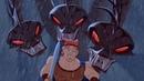 Геркулес против многоголовой Гидры - Геркулес отрывок из фильма