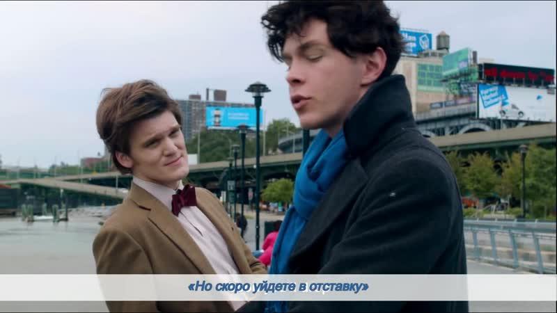 Wholock - The Musical | Мюзикл | [rus sub]