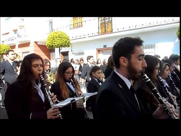 Domingo de Ramos 2018 Pollinica ALHAURIN de la TORRE las mejores marchas Banda de Musica 25 03