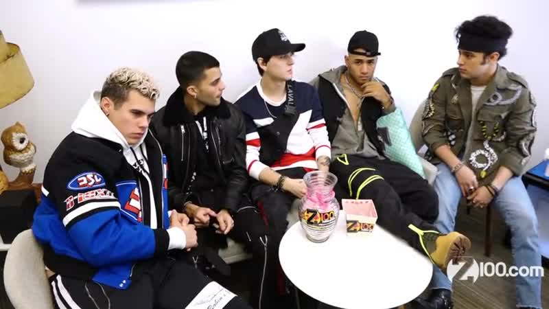 CNCO Lists Khalid Bazzi As Their Favorite Artists, Talk New Spanglish Music More