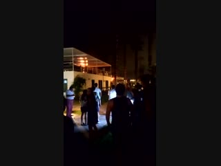 Взрыв в Перу