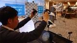 Demonstration of Japanese housekeeping robot ugo (part 2 of 2) RAW VIDEO