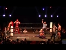 Dragon Libre, Heisenberg, Kamui vs. Aisawa NO. 1, Masamune, Yuya Susumu FREEDOMS - Homecoming Pro-Wrestling Style Ichinoseki Ac