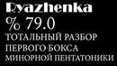 Секреты первого бокса минорной пентатоники / Полный разбор