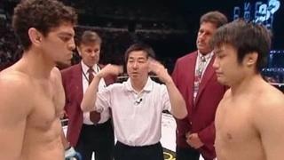 Ник Диаз vs.Таканори Гоми.Pride.FC.33. 2004. .ok.ru/emelianenkomma