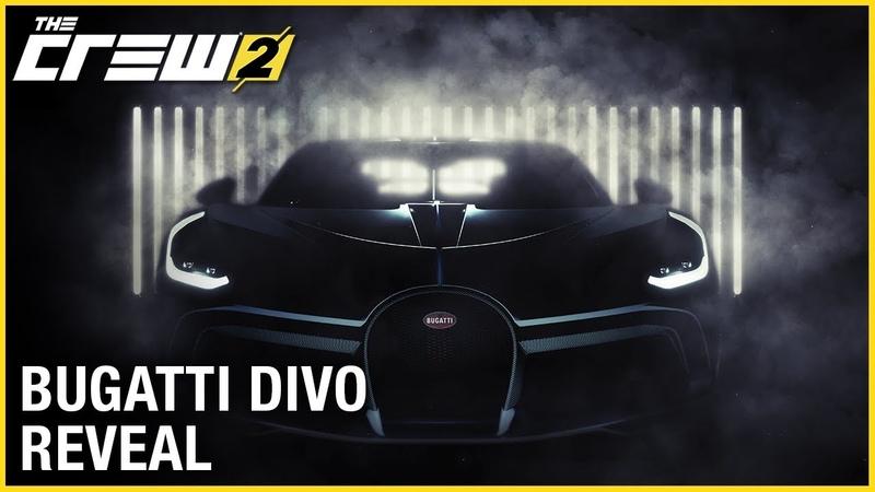 The Crew 2 Bugatti Divo Reveal Trailer Ubisoft NA