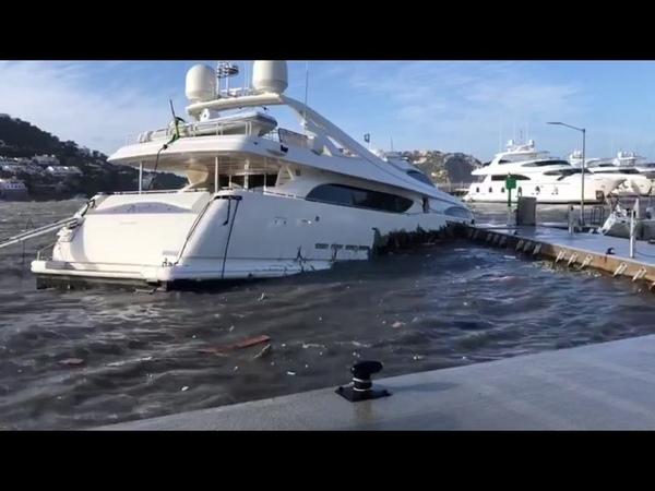Naufragio Port Andratx Palma de Mallorca