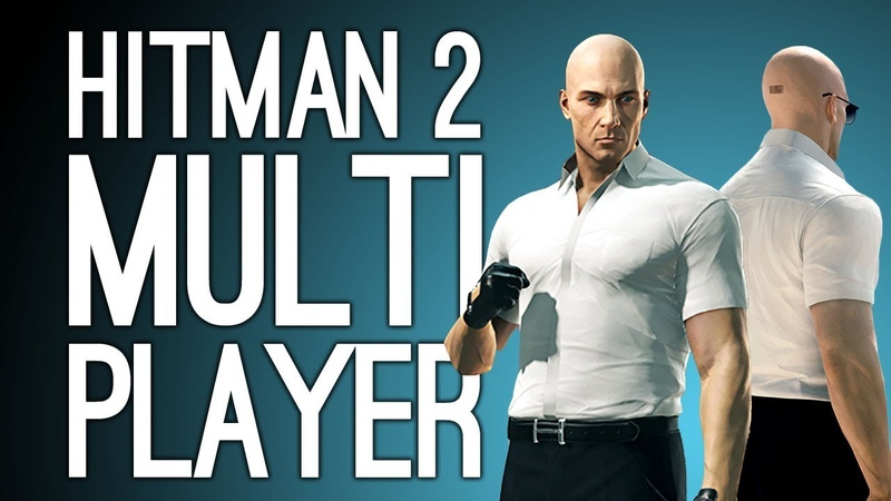 Hitman 2 Multiplayer Gameplay MIKE VS ANDY in Hitman 2 Ghost Mode Gameplay