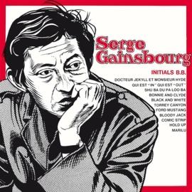 Serge Gainsbourg альбом Initials B.B.
