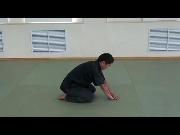 Даосская Гимнастика Даоинь — Упражнение Битье Челом