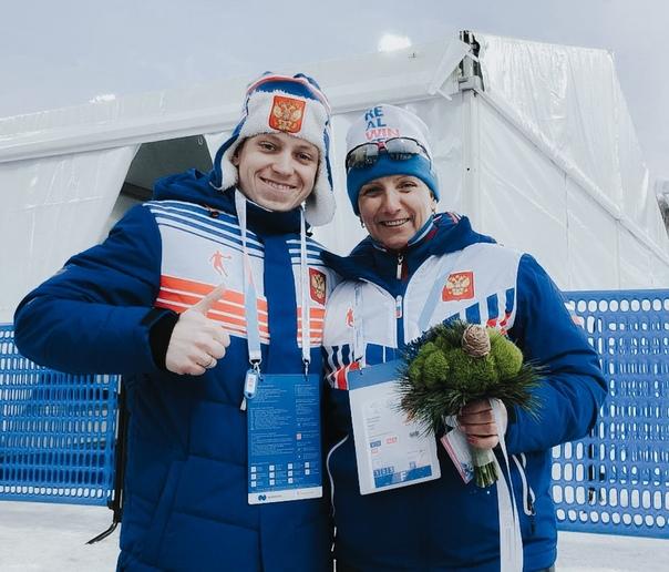 В Красноярске завершился очередной день Зимней Универсиады-2019.В копилку...