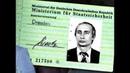 Газета Bild сообщила об обнаружении удостоверения Штази на имя Путина