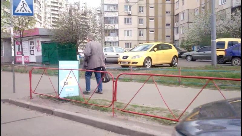 Автобус №42|Bus №42 Вул. Єлизавети Чавдар - Вул. Митрополита Андрея Шептицького