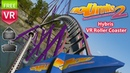 Hybris VR Roller Coaster - noLimits 2 Roller Coaster Simulation - Full HD 1080 60fps video