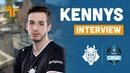 KennyS on G2s FACEIT Major Performance We played pretty scared
