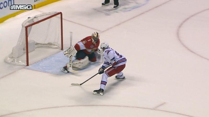 Rangers Panthers take it to a shootout