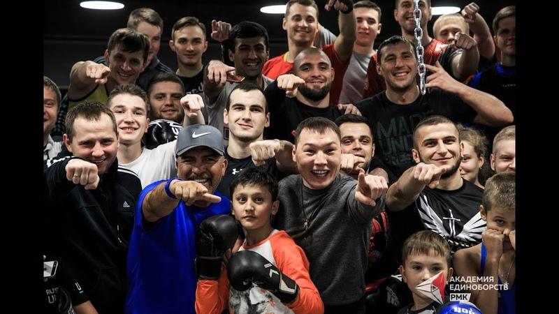 Руслан Проводников читает Хулигана Валентина Гафта 10 11 2018 RCC Boxing Promotions