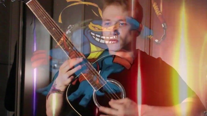 как я учу новые мелодии на гитаре