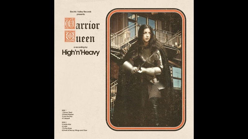 High n' Heavy - Warrior Queen (2019) (New Full Album)