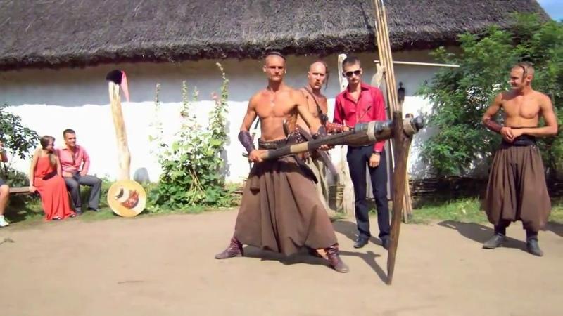 Острів Хортиця Запорізька Січ Бойове мистецтво запорізьких козаків