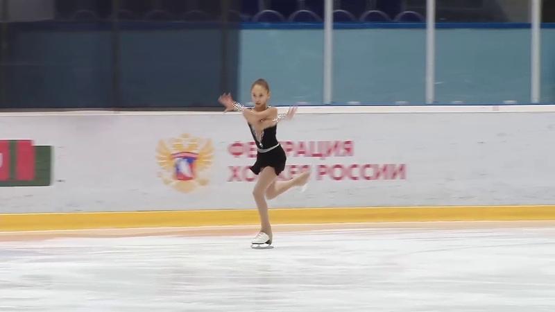 КР 2018 4 КMC КП Дарья АНДРЕЕВА ЧУВ