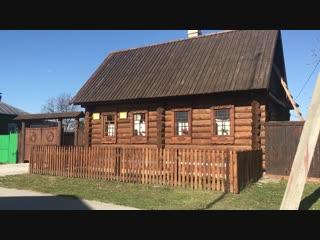 Усадьба чатского татарина в деревне Юрт Ора под Новосибирском