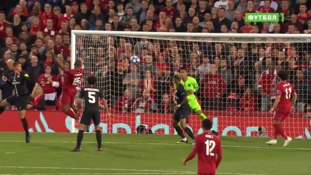 Лига чемпионов 201819, группа C, 1 тур (18.09.2018) | «Ливерпуль» 3-2 «ПСЖ»