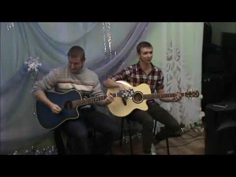 Роман Крюков и Альберт Голубков в программе Наш квартирник №31
