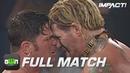 AJ Styles vs Raven: FULL MATCH (NWA-TNA PPV 36)   IMPACT Wrestling Full Matches