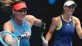 Maria Sharapova vs. Caroline Wozniacki(3) Highlights(3R) Australian Open 2019