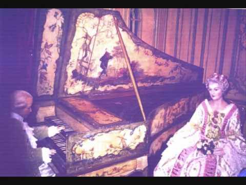 Joseph Nicolas Pancrace Royer Les Marches des Scythes Christie Harpsichord