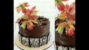 Ганаш и шоколадный декор Ganache and chocolate decoration