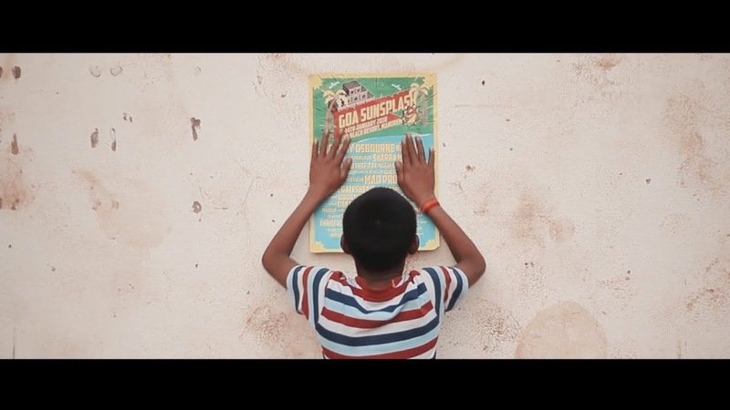 Goa Reggae Sunsplash - Aftemovie teaser 2018