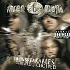 Three 6 Mafia альбом Da Unbreakables: Screwed & Chopped