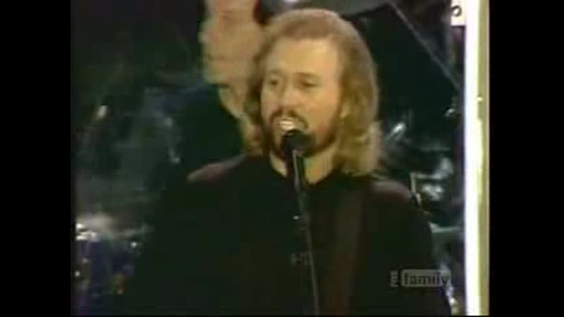 Bee Gees - Spicks and Specks - Fox Fam Concert, Sydney, (1998)