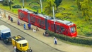 MODEL TRAM RAILROAD RAILWAY ACTION! H0 SCALE 1:87 / 13. Erlebnis Modellbahn-Messe Dresden 2017