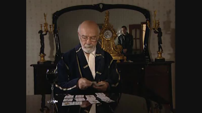 Бандитский Петербург 3 Сезон Крах Антибиотика 5 8 серия 2001