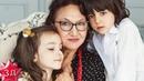 МАРТИН И АЛЛА-ВИКТОРИЯ КИРКОРОВЫ поздравляют бабушку Мари с днем рождения! Май 2018 год.