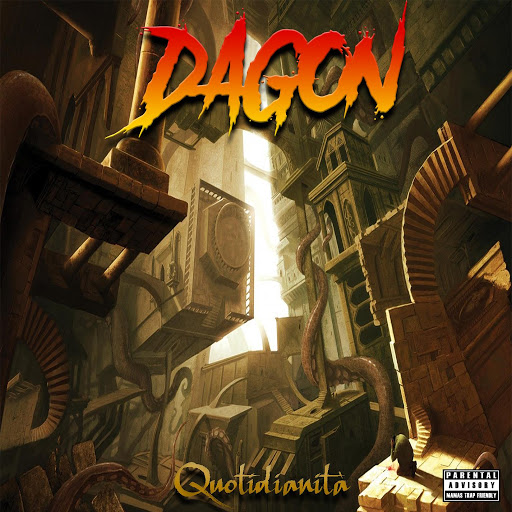 Dagon альбом Quotidianità