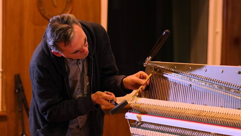 Creating Una Corda - Nils Frahm and David Klavins | Native Instruments