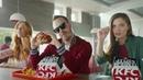 Темный бургер 💥 Новая реклама KFC 2018
