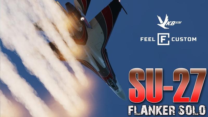 SU 27 Solo Flanker SK=23=PUNK