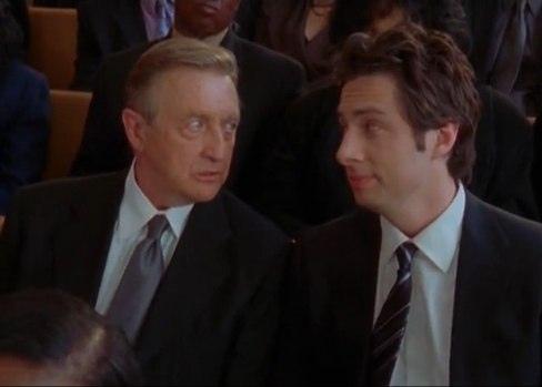 — Ты что, идиот — Нет, сэр, я мечтатель. «Клиника»