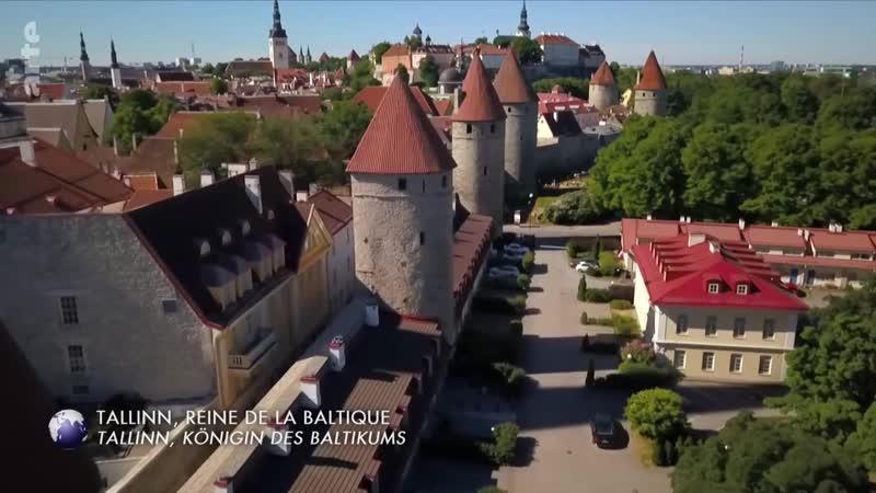 Invitation au voyage - Degas en Normandie Tallinn Le château