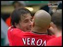 Tottenham H - Manchester Un. PL-2001/02 (3-5)