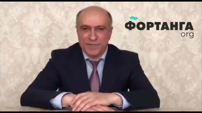 Ахмед Погоров выступил по поводу репортажа «Россия 24» об ОПГ в Ингушетии и оппозиции