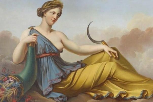 Деметра Деметра олицетворение истинной матери. Богиня опекает урожай, взращивает деревья и не может представить собственную жизнь без детей. Но податливая спокойная женщина готова разрушить все,