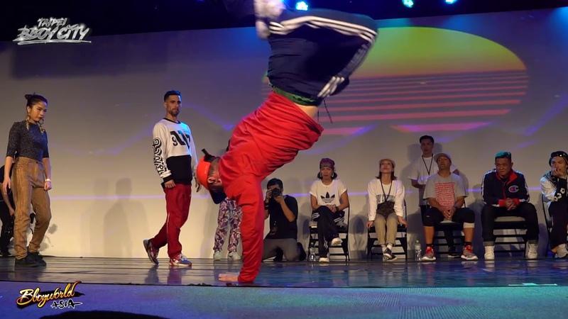Plastmass Hoho Duk vs Plastmass Jamal Boogie Kai Final All Style 3on3 HRC 18th Anniversary
